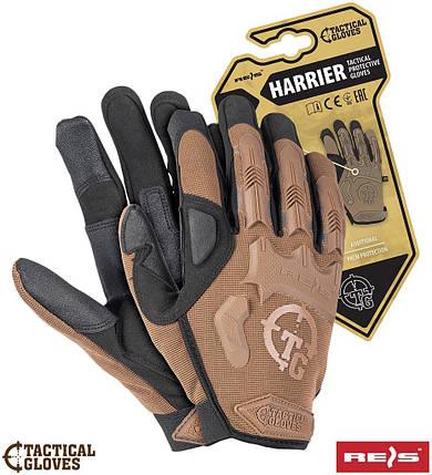 Тактические перчатки REIS Польша RTC-HARRIER COY, фото 2