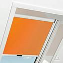 Штора Roto ZRE на направляючих для мансардних вікон Сонцезахисна шторка Рото шторы ROTO Exclusiv ZRE E, фото 4