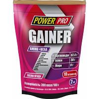 Гейнер Gainer 2 kg от Power Pro