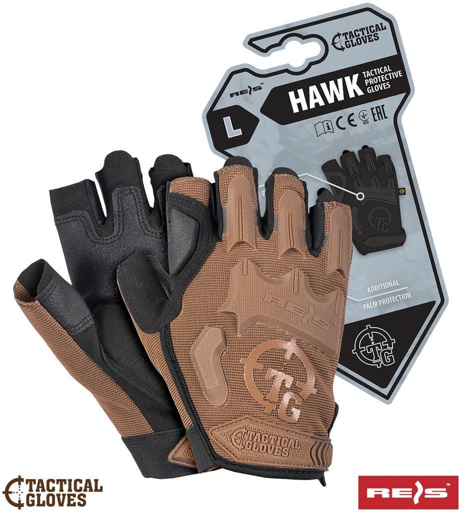 Тактические перчатки REIS Польша RTC-HAWK COY