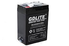 Аккумулятор GDLITE-GD-645 6V 4.0Ah