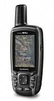 Туристический GPS навигатор Garmin GPSMAP 64st Erope TOPO