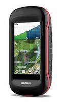 Туристический GPS навигатор Garmin Montana 680t