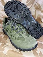 Кроссовки демисезон Tactic PRO олива fullgreen olive, фото 1