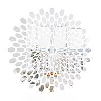 Настенное панно зеркальное диаметр 1000мм (R16-1), фото 1