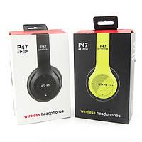Наушники Bluetooth P47, фото 1