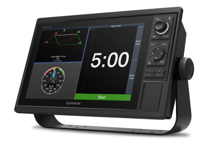 Эхолот с GPS навигатором Garmin GPSMAP 1222xsv, Worldwide