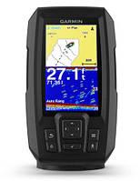 Эхолот с GPS навигатором Garmin Striker Plus 4, Worldwide w/Dual Beam