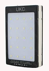 Солнечное зарядное устройство Power Bank 51000 mAh