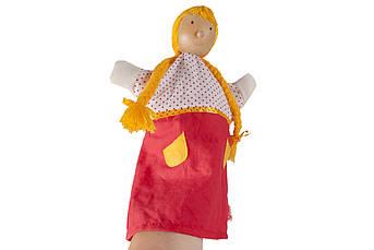 Кукла-перчатка goki Гретель 51649G