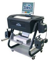 Стенд развал-схождения с 6-ю датчиками ССD Sirio S 506