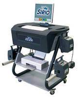 Стенд развал-схождения с 8-ю датчиками ССD Sirio S 508