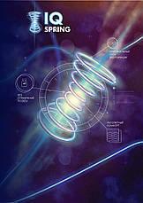 """Жесткий матрас на основе  """"умных"""" пружин IQ Spring Omega 70х190 , фото 3"""