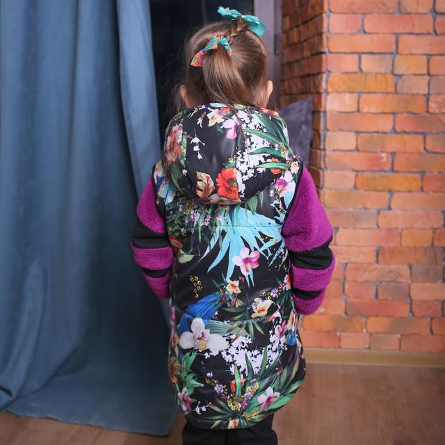 Детская жилетка Жилет на девочку Жилет для девочки