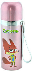 Детский термос зоотрополис Zootopia 350мл YG-1Z DT350 металлический