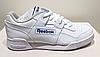 "Кроссовки кожаные Reebok Workout Plus ""White"" Арт. 3964"