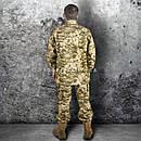 Военная форма летняя пиксель ЗСУ тактическая уставная Украинской армии, фото 5