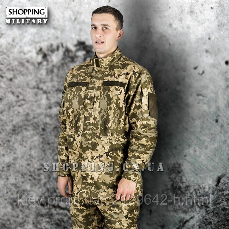 Военная форма летняя пиксель ЗСУ тактическая уставная Украинской армии