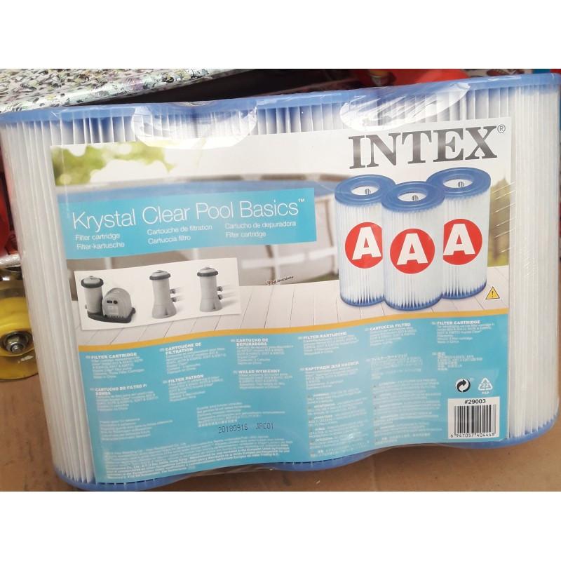 Фильтр-картридж для насосов Intex 29003 размера A