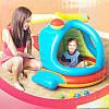 """Детский надувной центр """"Вертолет"""" Bestway 52217 140 х 127 х 89 см с шариками 50шт, фото 2"""