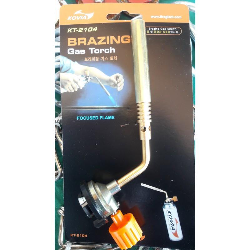 Газовый паяльник Kovea Brazing KT-2104