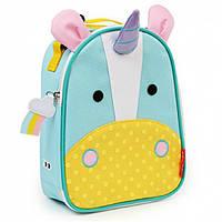b7985d13 Skip Hop Zoo Термо сумка для ланча ланчбокс Единорог Unicorn Lunchie  Insulated Lunch Bag