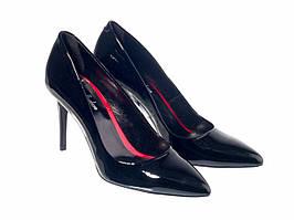 Туфлі Etor 6860-13-9653 чорні