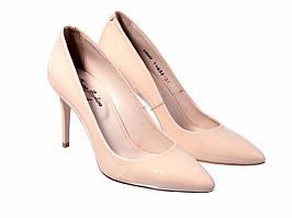Туфлі Etor 6860-13-9653-37733 пудра