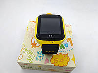 « Smart Baby Watch Q529 » — GPS трекер — жёлтый