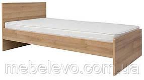 Кровать односпальная Бонито LOZ 90 БРВ  805х950х2045мм дуб ривьера + белый