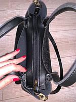 Сумка женская, натуральная замша и кожзам., фото 7