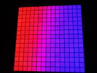 Светодиодная Pixel Panel настенная W-066-15*15-1