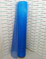 """Сетка фасадная строительная 145 g\m2"""",1х50м. (для наружных и внутренних работ)."""