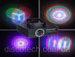 Лазер анимационный G-40mW, R-100mW BigTang Smart-15 140RG
