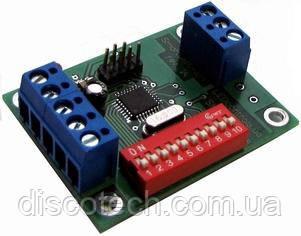 Декодер DMX-6803 (из DMX512 в LPD6803)