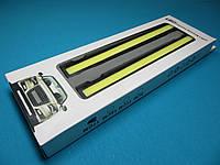 Дневные светодиодные ходовые огни COB 17см