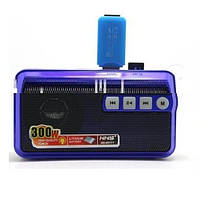 Радиоприемник c USB/SD и Bluetooth функцией NNS NS-001 BT speaker