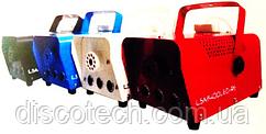 Генератор дыма 400W Free Color SM025, корпус только черный