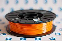 CoPET пластик, 500 грамм 1.75мм оранжевый