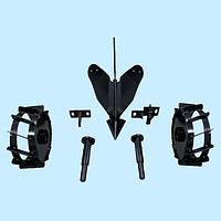 Комплект навесного оборудования PATRIOT SET-4 для мотокультиваторов California, Dallas
