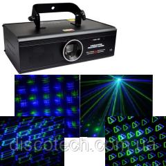 Лазер твинклинг G-60mW, B-300mW BIGlights BEMFT185GB