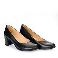 Жіночі шкіряні туфлі човники TIFFANY