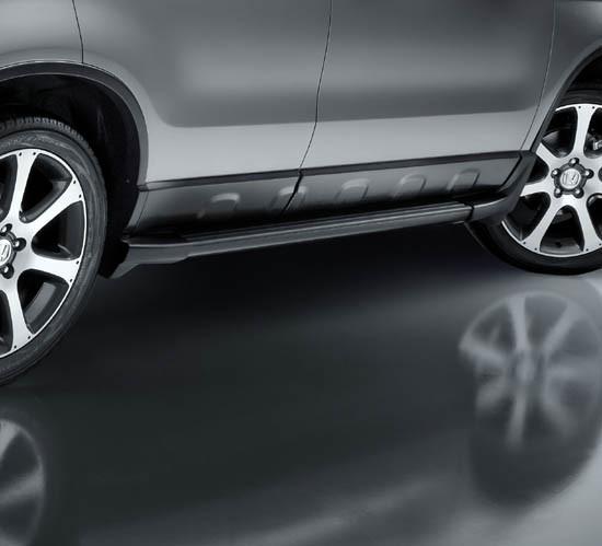 Пороги боковые Honda CRV 2007-2012