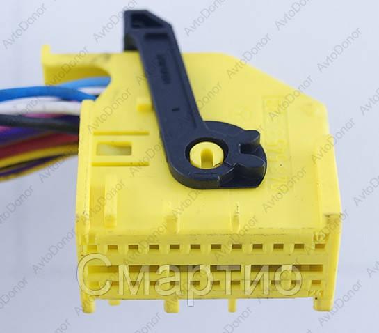 Разъем электрический 24-х контактный (32-18) б/у 1-1534704-1