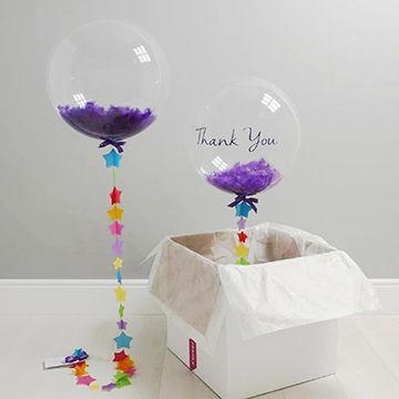 "Шар Bubbles, 20"" (50 см)"