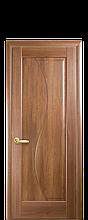Дверное полотно Эскада Золотая Ольха глухое