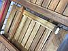 Раскладной деревянный стол для сада 210*90 см., фото 3