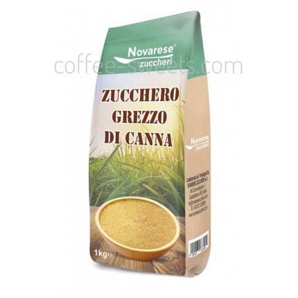 Тростниковый Сахар Zucchero Grezzo Di Canna 1кг, фото 2