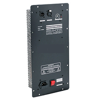 Встраеваемый усилитель 500/1000W BIGvoice18''built-in amplifier