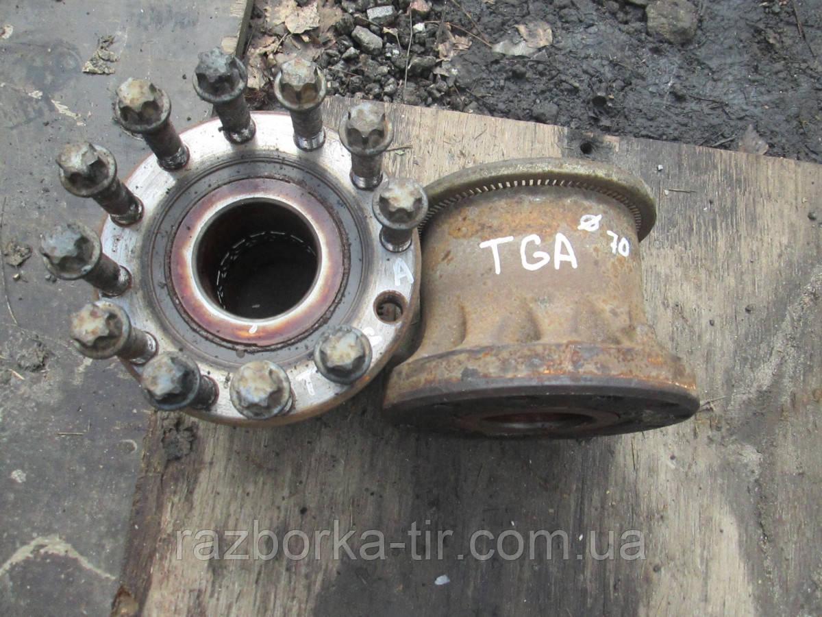 Ступица перед для MAN TGX - TGA